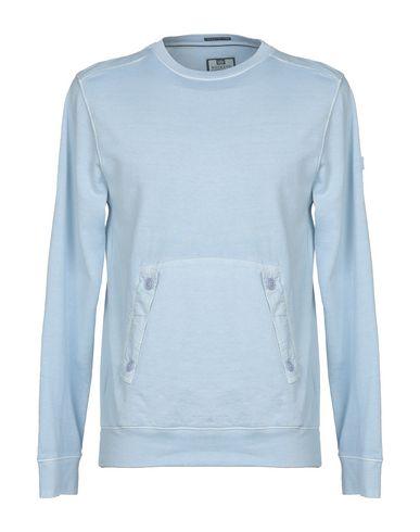 WEEKEND OFFENDER Sweatshirt in Sky Blue