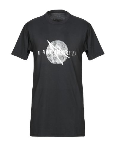 RING T-Shirt in Lead