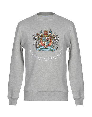 HAN KJØBENHAVN Sweatshirt in Light Grey