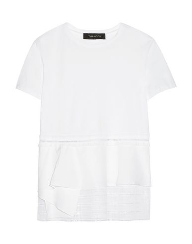 THAKOON T-Shirts in White