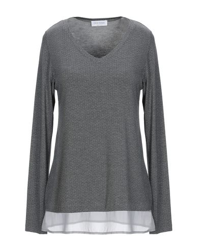 GRAN SASSO T-Shirt in Grey