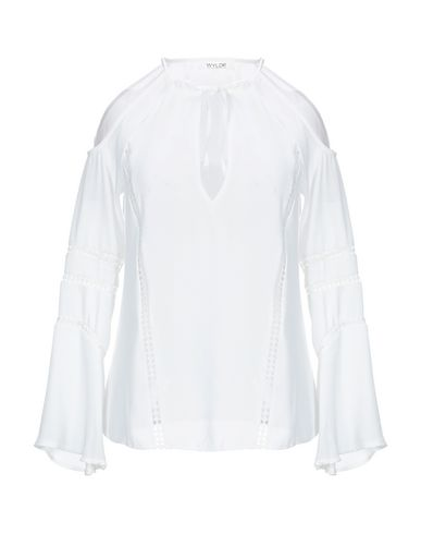 WYLDR Blouse in White