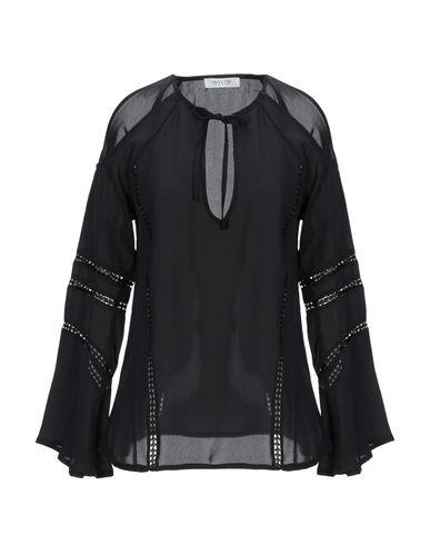 WYLDR Blouse in Black