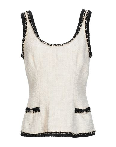EDWARD ACHOUR Top in Ivory