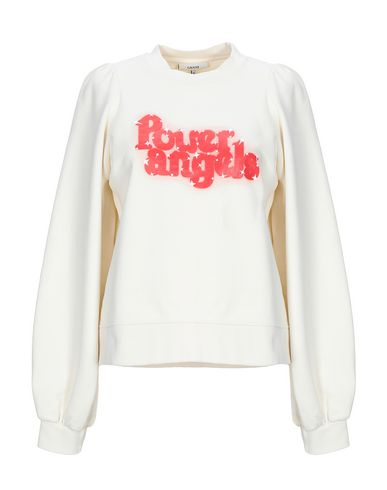 Ganni T-shirts SWEATSHIRT