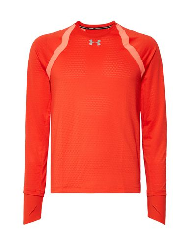 Under Armour T-Shirt In Red
