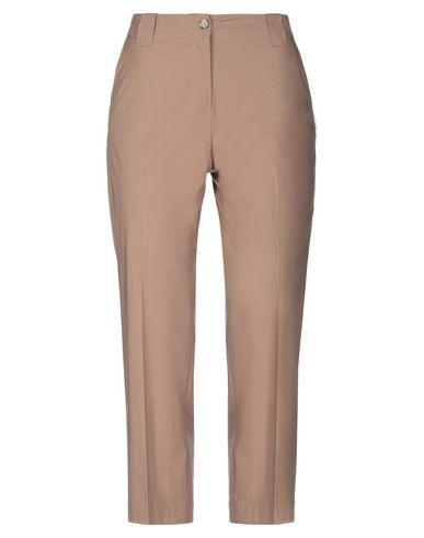 VIA MASINI 80 Casual Pants in Khaki