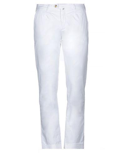 BRIGLIA 1949 Casual Pants in White