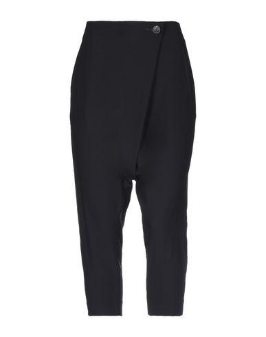 ARGONNE Cropped Pants & Culottes in Dark Blue