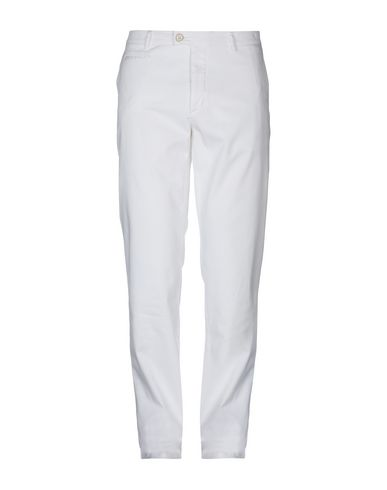 CAVALLERIA TOSCANA Casual Pants in White