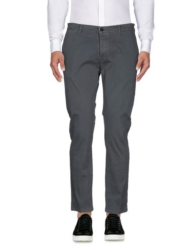 ADDICTION Casual Pants in Grey
