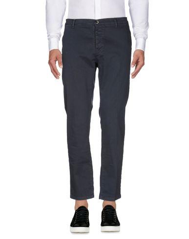 ADDICTION Casual Pants in Dark Blue