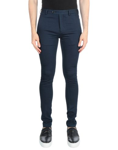 MARCO PESCAROLO Casual Pants in Dark Blue