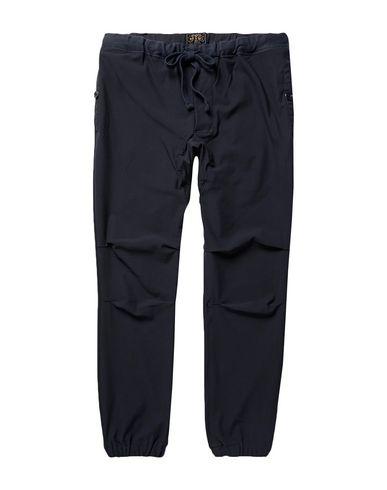 BEAMS Casual Pants in Dark Blue