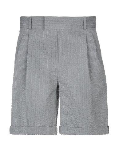 KRIS VAN ASSCHE Shorts & Bermuda in Grey