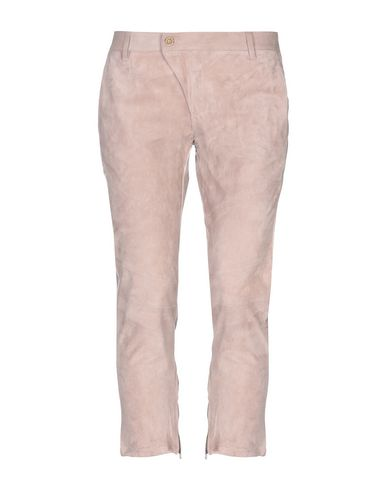 SUPERFINE Cropped Pants & Culottes in Dove Grey