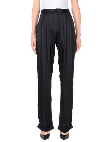 ALCOOLIQUE Casual Pants in Black