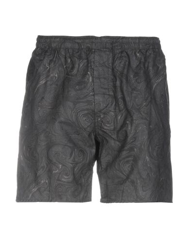 ROUGH & TUMBLE Bermudas in Steel Grey