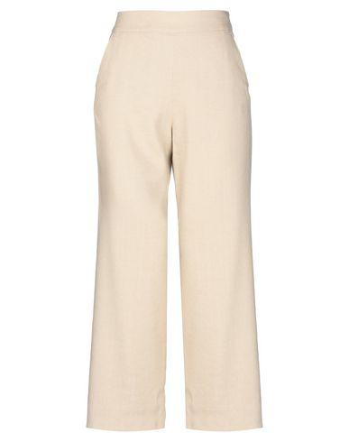 VIA MASINI 80 Casual Pants in Beige