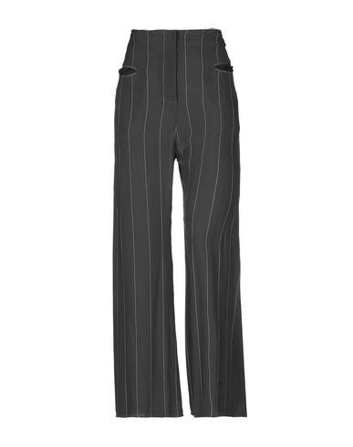 ALESSANDRA MARCHI Casual Pants in Steel Grey