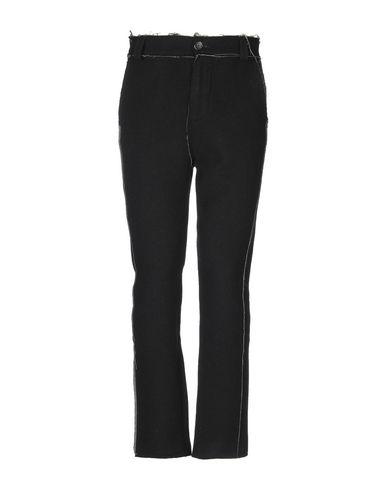 PRIMORDIAL IS PRIMITIVE Casual Pants in Black
