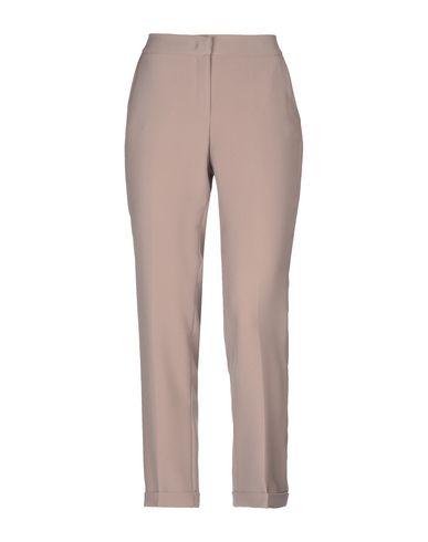 VIA MASINI 80 Casual Pants in Light Brown