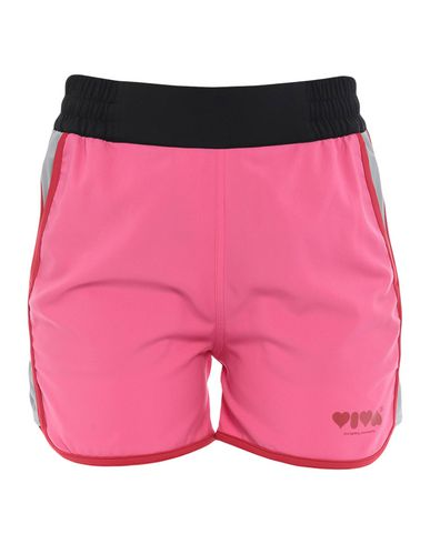 SAKAYORI. Shorts & Bermuda in Fuchsia