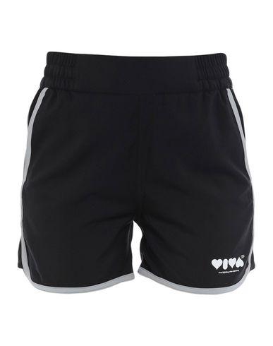 SAKAYORI. Shorts & Bermuda in Black