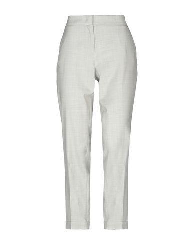 VIA MASINI 80 Casual Pants in Light Grey