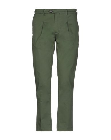 SELECTIO Casual Pants in Military Green