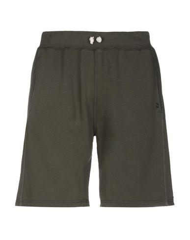 IN THE BOX Shorts & Bermuda in Military Green