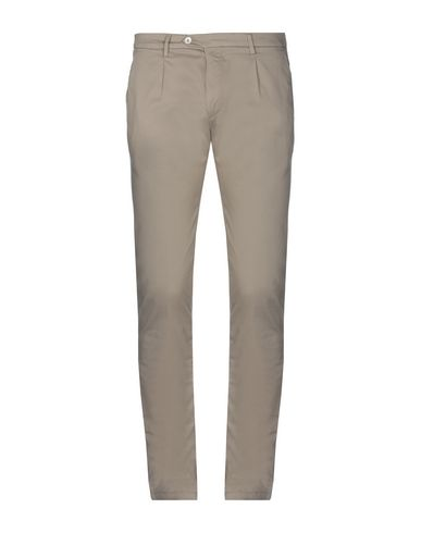 MARCO PESCAROLO Casual Pants in Sand
