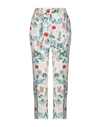 SEDUCTIVE Casual Pants in White