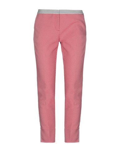 TERESA DAINELLI Casual Pants in Brick Red