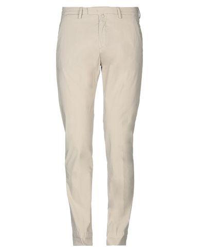 BRIGLIA 1949 Casual Pants in Sand