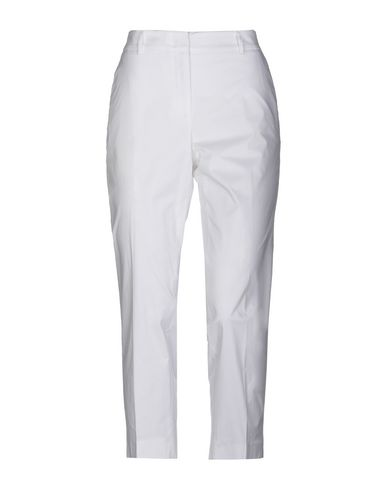 ARGONNE Casual Pants in White