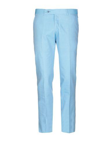 GI CAPRI Casual Pants in Azure