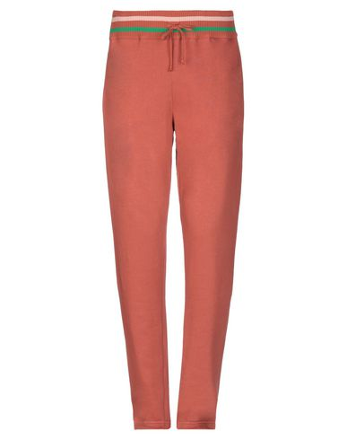 COMMON WILD Casual Pants in Rust