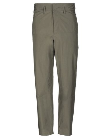 TONELLO CS Casual Pants in Military Green