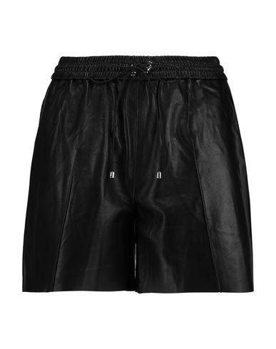 VICTORIA BECKHAM DENIM Leather Pant in Black