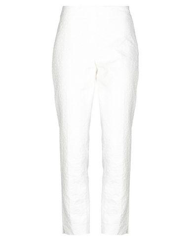 VIA MASINI 80 Casual Pants in White