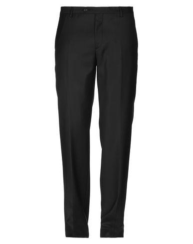 CARLO PIGNATELLI Casual Pants in Black