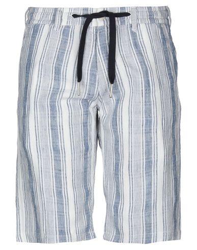 CRUNA Shorts & Bermuda in Slate Blue