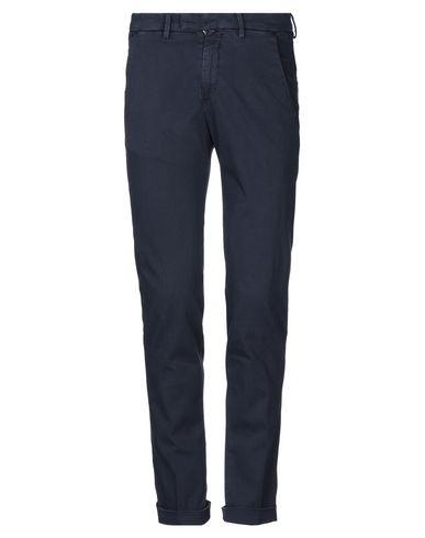BRIGLIA 1949 Casual Pants in Dark Blue