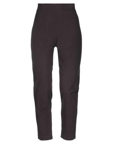 AVENUE MONTAIGNE Casual Pants in Black