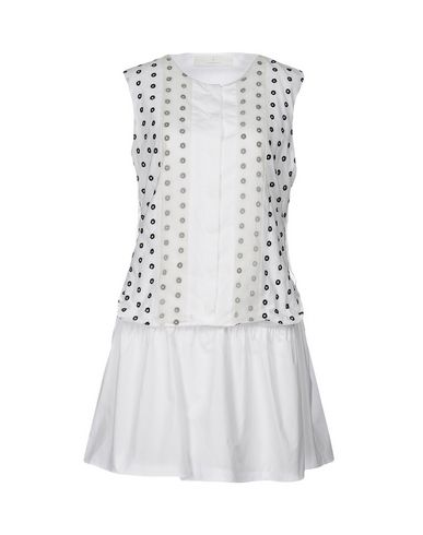 THAKOON ADDITION Shirt Dress in White