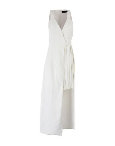 BLESS'ED ARE THE MEEK Short Dress in White