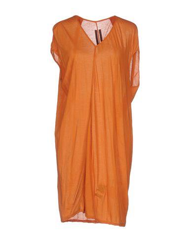 ea4d23fb48b Rick Owens Drkshdw Short Dresses In Orange