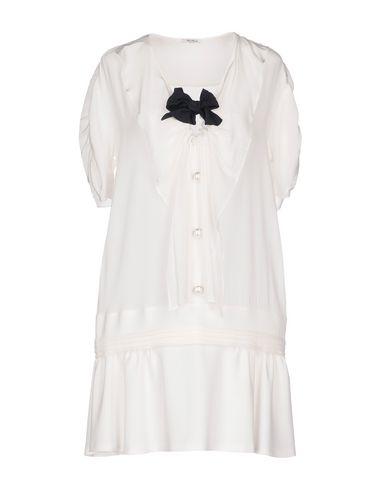 MIU MIU - 真丝连衣裙