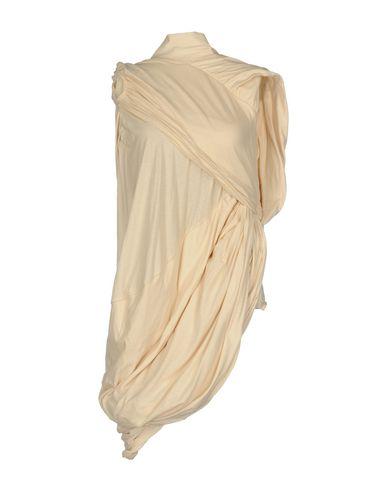 RICK OWENS - 短款连衣裙